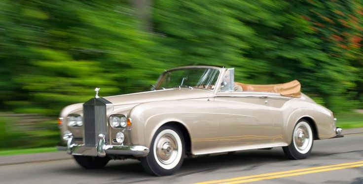 Rolls Royce Silver Cloud III..Re-pin brought to you by #LowcostcarInsurance at #HouseofInsurance #Eugene,Oregon