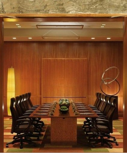 Tom High Back Make This Boardroom Look Great