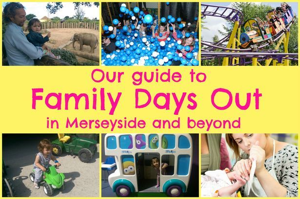 Our guide to family days out in Merseyside and beyond - Liverpool Echo