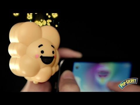 The Pop Dongle by Pop Secret: The First-Ever Smellable Mobile Game