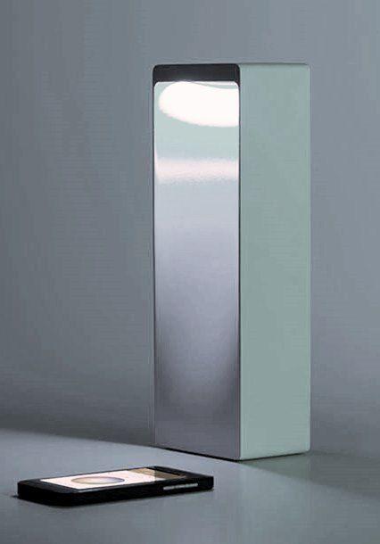 Cromatica  Hybrid Light Speaker  Designer: Digital Habits