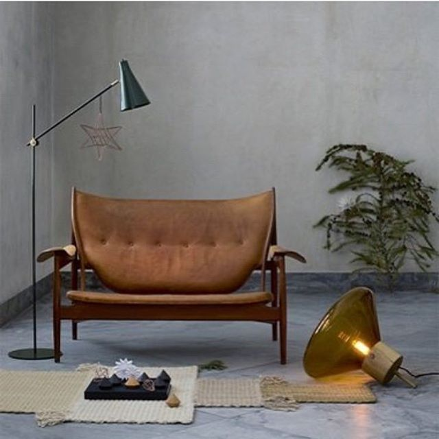 "Hunter Grand stålampe fra @rubnlighting i en ekte ""Gentleman Style"" styling av…"