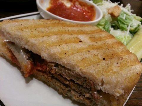 Corner Bakery Cafe Tomato Mozzarella Sandwich