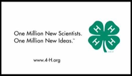 Currently, 4-H Science programs reach more than 5 million youth with hands-on learning experiences to ensure global competitiveness and prepare the next generation of science, engineering, and technology leaders.