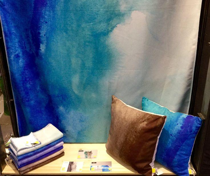 Degrade collection #upholstery #SoloAthens #SoloDesign #SoloStudio #soloculture #design #maisonobjet #maisonetobjet #maisonetobjet2015 #MO15 #maisonetobjetparis #maisonetobjetparis2015 #maisonetobjet15 #parisdesignweek #parisdesignweek2015 #textiles #textile #textiledesign #textilepattern #textilelove #luxury #fabric #fabrics #sofa #homewares #homewaresaddict #ChangeYourPatterns #globaldesign #Paris