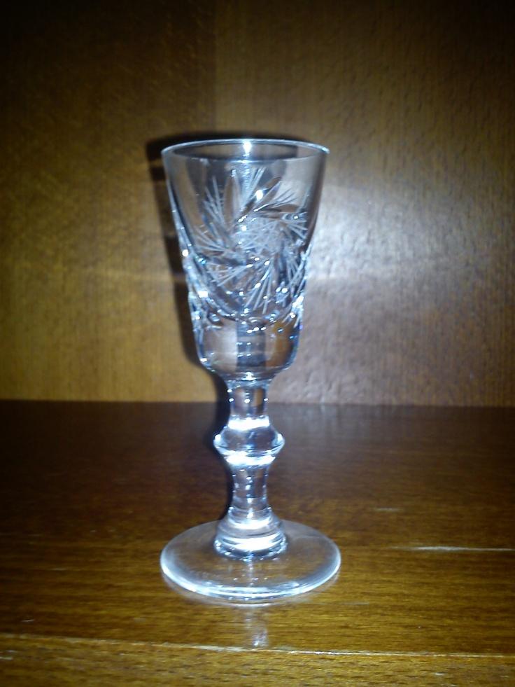 Adorlee Glass Designed by Magda Németh