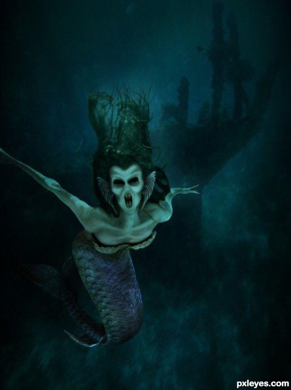 Evil-Siren-4ce540bf7832d.jpg (600×803)