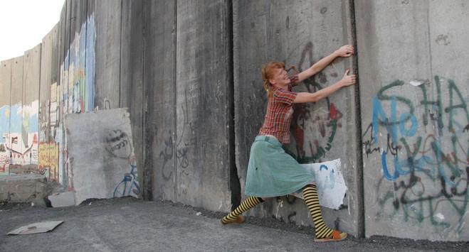 """""""La-Bas"""" exhibition, 9 videos of Israelian directors, at MEP - 5/7 rue de Fourcy"""