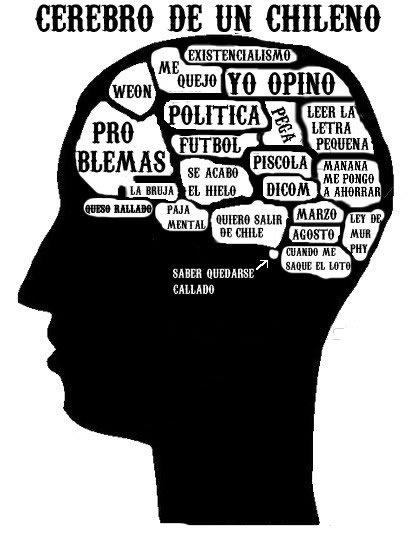 El cerebro chileno
