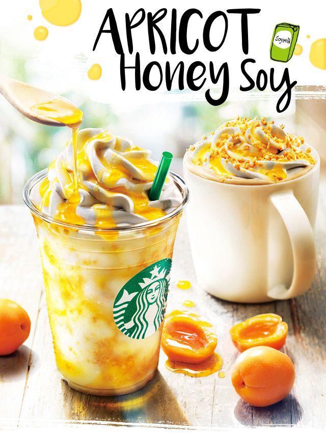 APRICOT Honey Soy
