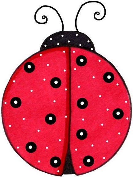 Lady Bugs Vaquitas de San Antonio | IMÁGENES tamaño XL | Art Illustration