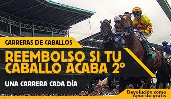 betfair reembolso 25 euros carreras caballos Leopardstown 25 octubre