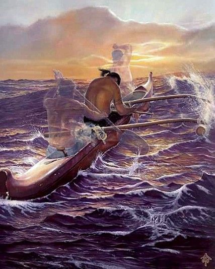 ancient hawaiian paintings wwwpixsharkcom images