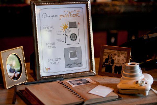 Un livre d'or photo - Happy Chantilly