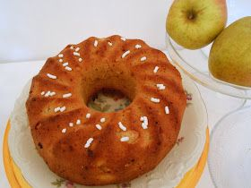torta di yogurt greco, torta senza glutine, torta mele senza glutine senza burro, per la merenda, per la colazione, yogurt Total di Fage