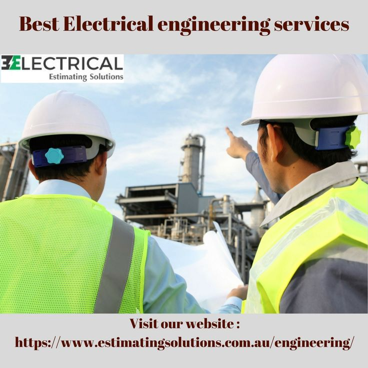 Electrical Estimating Solutions offers the best Electrical engineering services in Australia. Feel free to consult us at 1300083238.  #Electricalengineeringservices #Engineeringservices #Electricalengineeringconsultants
