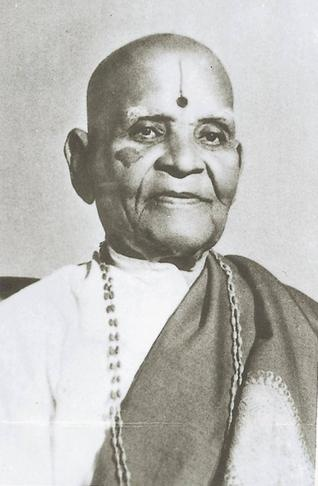 Mysore Vasudevachar was a renowned musician and composer of Carnatic music compositions who belonged to the direct line of Thyagaraja's disciples.   Born: May 28, 1865  Died: May 17, 1961