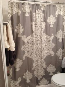 High End Hotel Shower Curtains