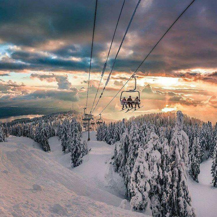 Mt. Seymour (North Vancouver)