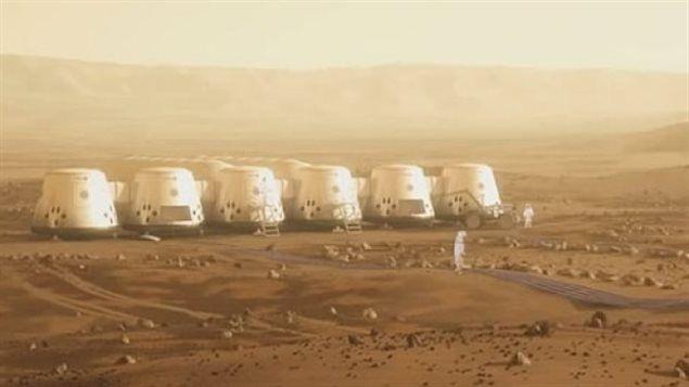 Une Manitobaine en lice pour un voyage sur Mars