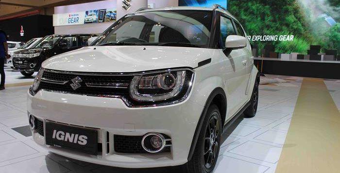 Bahas Tuntas Transmisi AGS Suzuki Ignis 2017