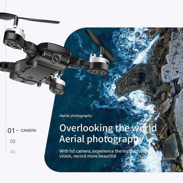Drone With HD Camera Mini Drone Upgrade 40 million Pixels 1080P HD FPV Drone New