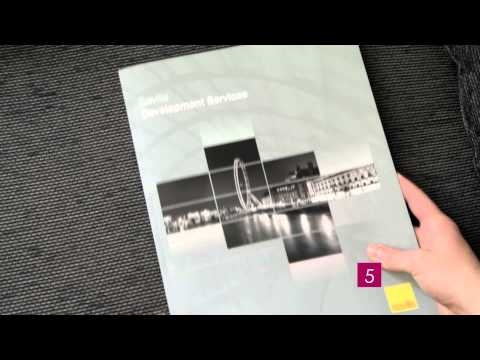ehouse brochure in 20 seconds    Creative direction