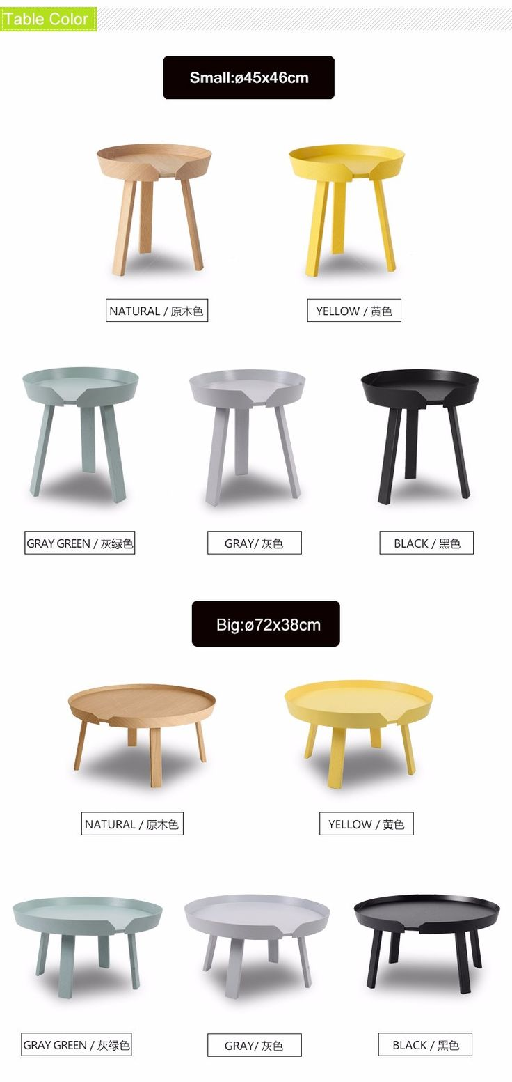 Scandinavian Style Colorful Plywood Coffee Table For Living Room, View Plywood Coffee Table, OEM Product Details from Mindawe  Furniture Limited (Huizhou) on Alibaba.com
