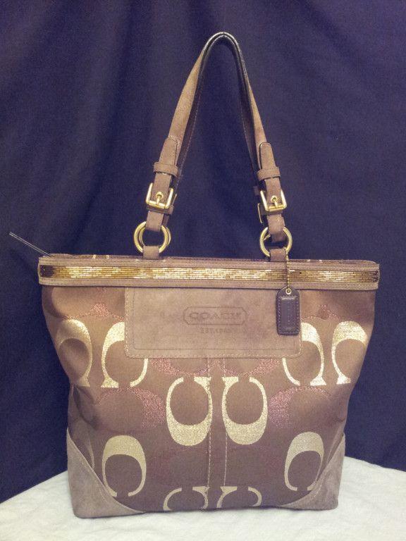 Pick up Luxury Design #Coach #handbags