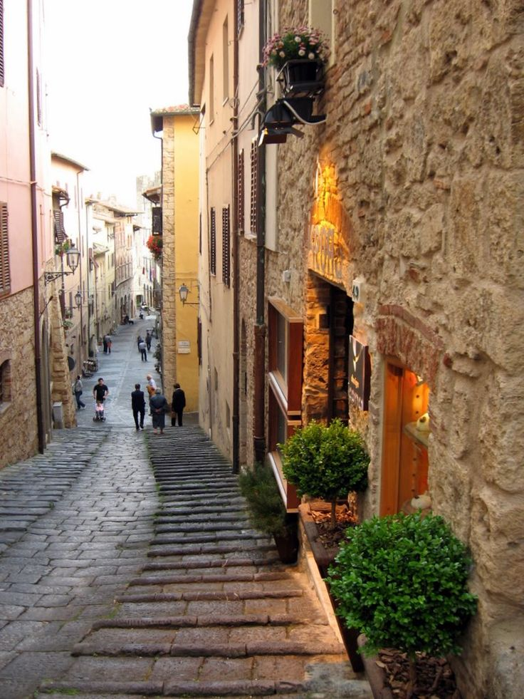 Massa Marittima. Italy