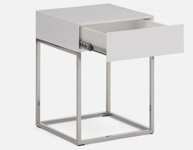 SORA - End table - White