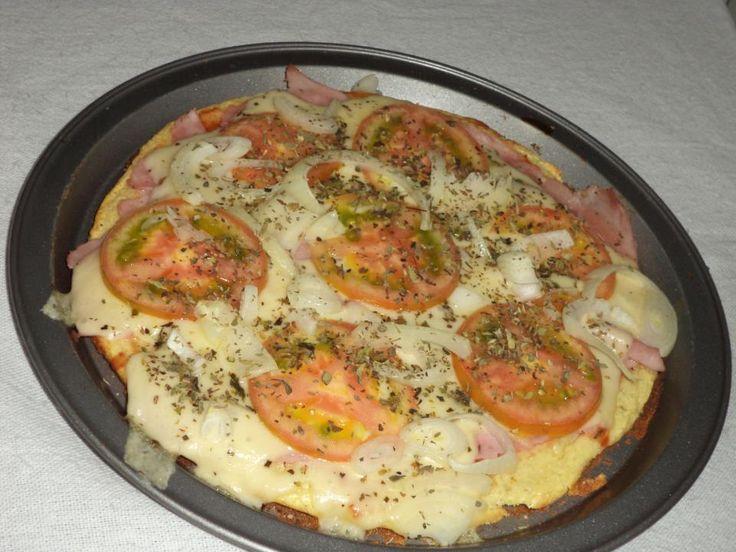 Dieta Dukan Receitas: PIZZA
