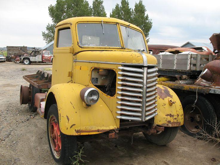 1939 GMC COE for Sale   1940 diamond t 509sc coe truck ...