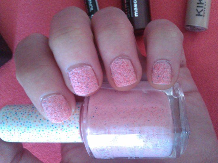 KIKO Cupcake nail polish! http://www.beautymaniac.gr/2014/05/kiko-makeup-milano-affordable-and-lovely.html