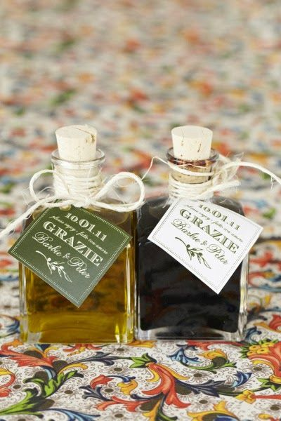 15 FAVOURS THAT DON'T SUCK - oil & vinegar