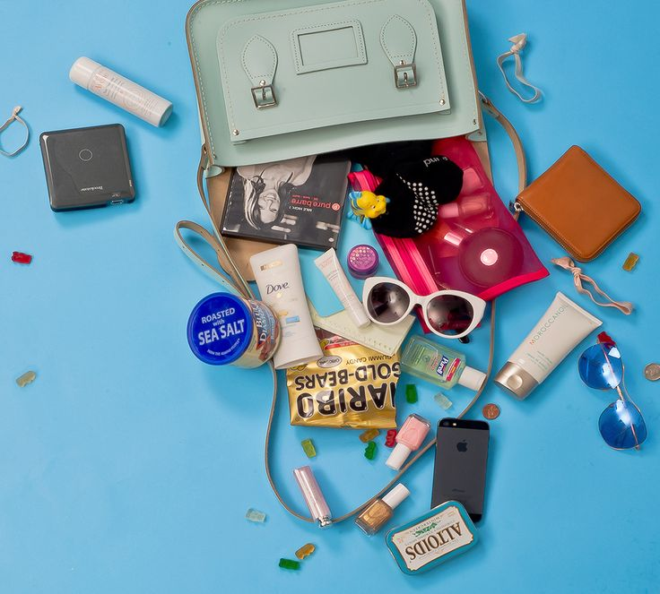 Kacey Musgraves: What's In My Bag? via US Magazine