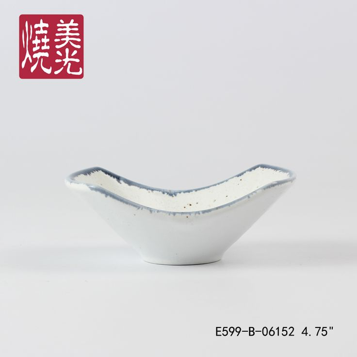 MG ceramic incorporates colour, texture, shape and style. From dark, earthy tones and rough surfaces to bright, matt finished products. The MG range enhances menus in a myriad of styles such as Japanese, Tapas, Cafes & much more. Themed restaurant porcelain chinaware&ceramic salad bowl E599-B-06152