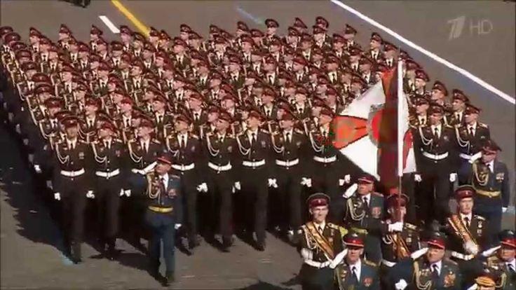 """Марш """"Прощание Славянки"""" (2014 г.)"""
