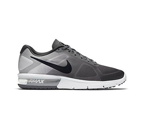 from amazon.com · Nike Air Max Sequent Dark Grey/Pure Platinum/Metallic  Pla... https. Men Running ShoesMens ...