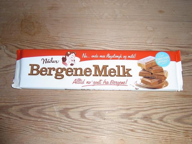 Nidar Bergene Melk