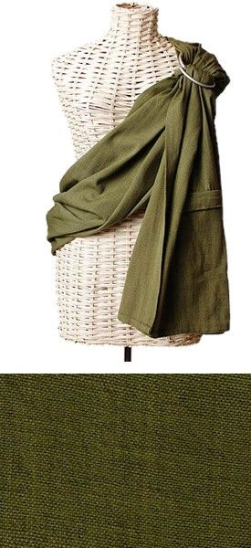 Maya Wrap Ring Sling Baby Carrier $74.95 with free shipping at Sweetbottoms Baby Boutique