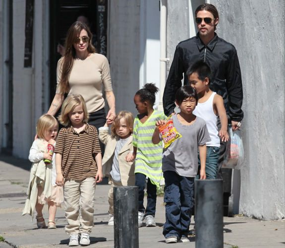 The Brangelina Brood