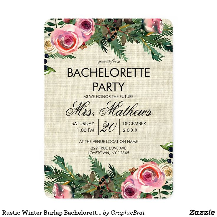 520 best Bachelorette Party Invitations and Gifts images on ...