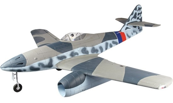 Messerschmitt Me 262 PnP is a Ducted fan Scale RC Airplane from Dynam for Advanced Pilots.