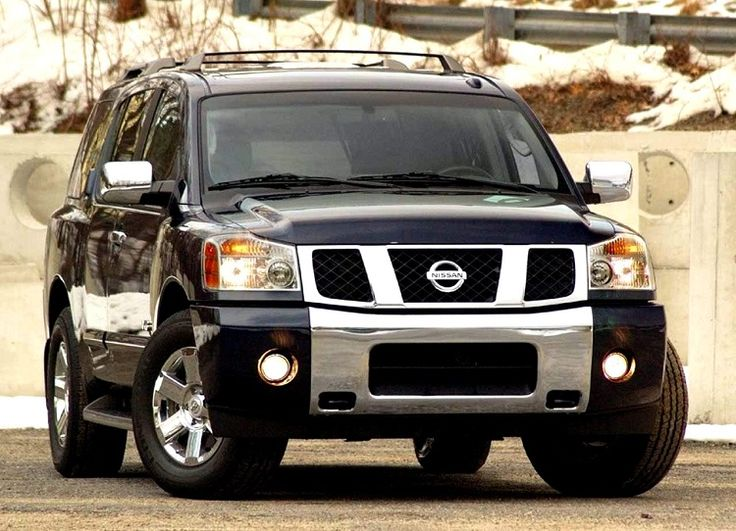 14 best Nissan Armada images on Pinterest