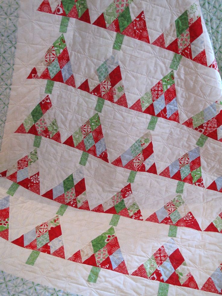 Our Brand New Juniper Christmas Tree Quilt A Limited