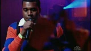 Kanye West ft John Legend Miri Ben-Ari THROUGH THE WIRE LIVE, via YouTube.
