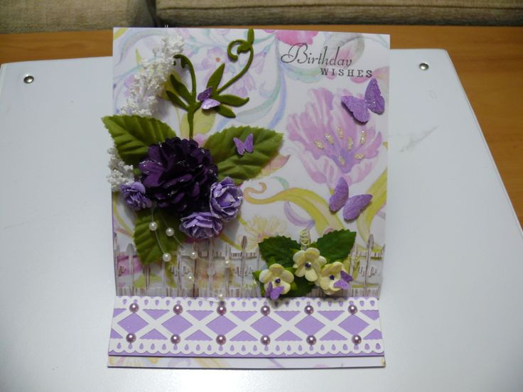 Jane's Card Front