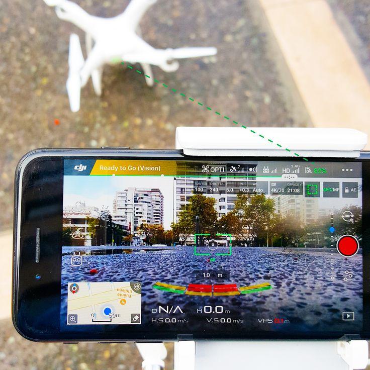 #Recuerda tener siempre tu #Phantom4Advanced, o el dron que ocupes, con una buena carga de #Batería para conseguir tomas aéreas #SinProblemas✅ Obtén tu Phantom 4 Advanced aquí https://goo.gl/nqRRng