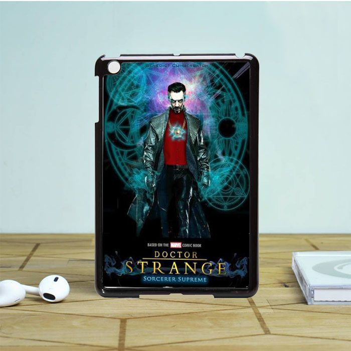 DOCTOR STRANGE Movie Poster iPad Mini 2 Case Dewantary